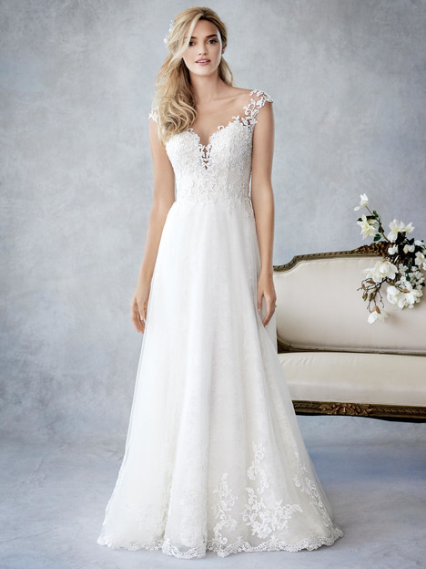 BE435 Wedding                                          dress by Ella Rosa