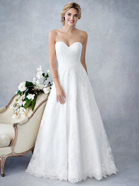 BE436 Wedding                                          dress by Ella Rosa