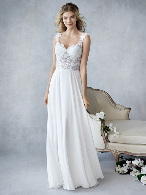 BE437 Wedding                                          dress by Ella Rosa