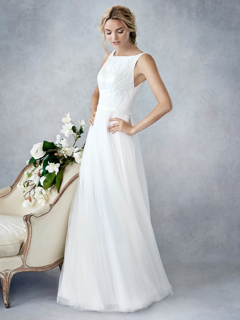 BE438 Wedding                                          dress by Ella Rosa