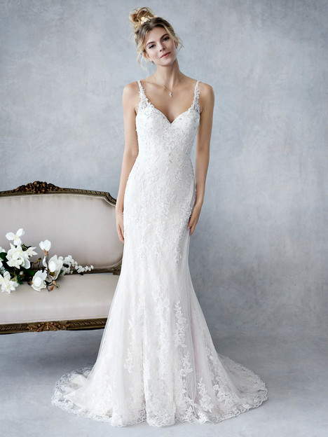 BE439 Wedding                                          dress by Ella Rosa