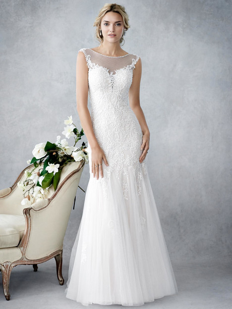 BE442 Wedding                                          dress by Ella Rosa