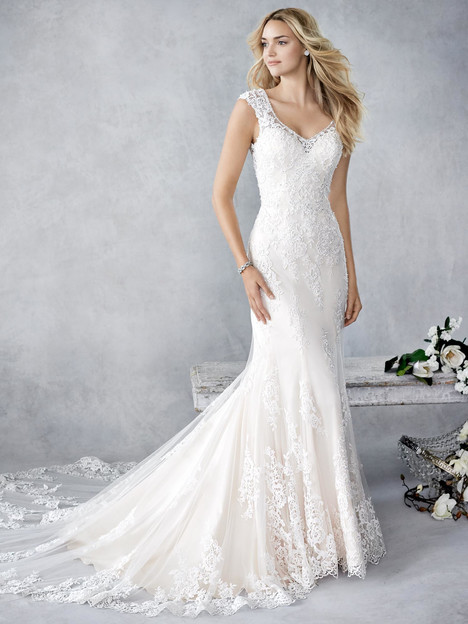 BE445 Wedding                                          dress by Ella Rosa