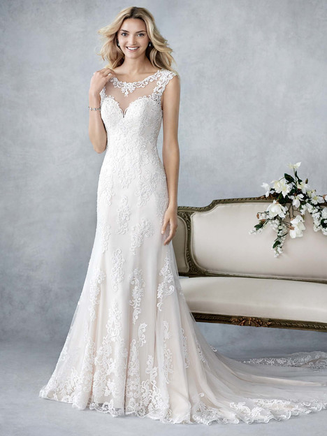 BE447 Wedding                                          dress by Ella Rosa