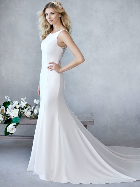 BE448 Wedding                                          dress by Ella Rosa
