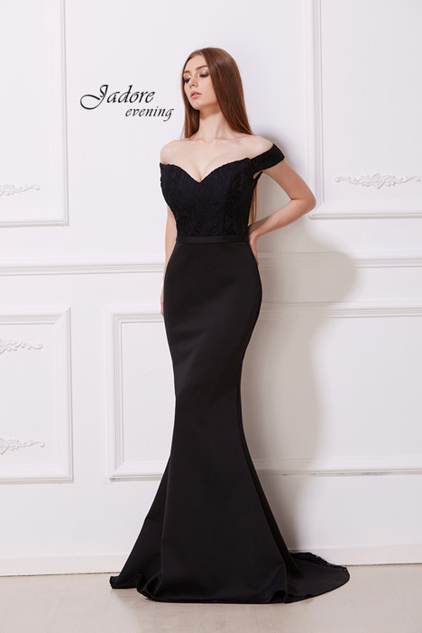 J12001 (Black) Prom                                             dress by Jadore Evening