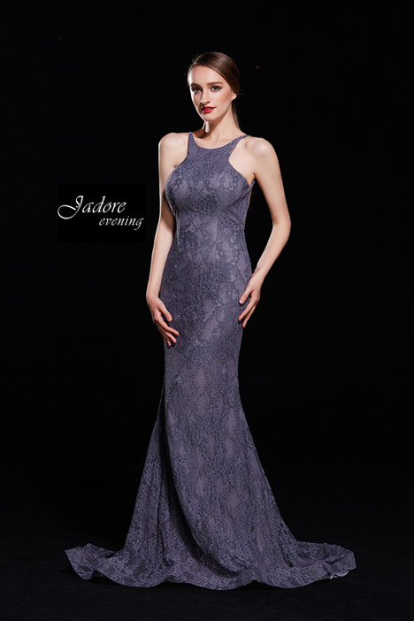 J12002 (Steelblue) Prom                                             dress by Jadore Evening