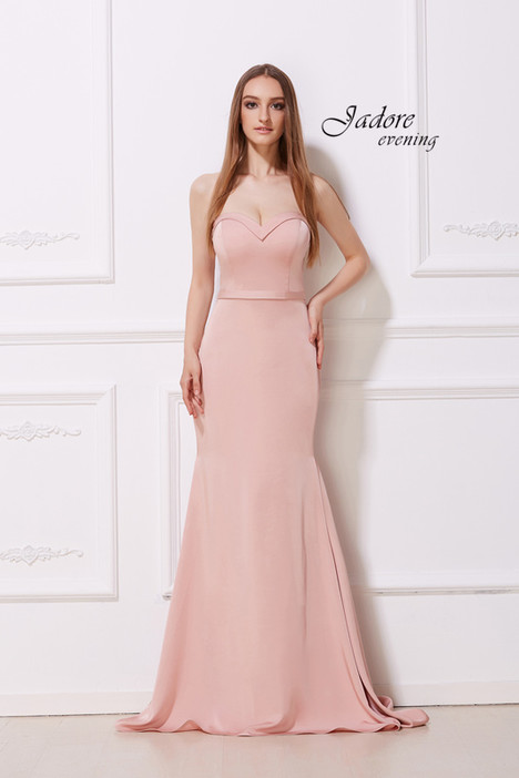 J12013 (Dusty Pink) Prom                                             dress by Jadore Evening