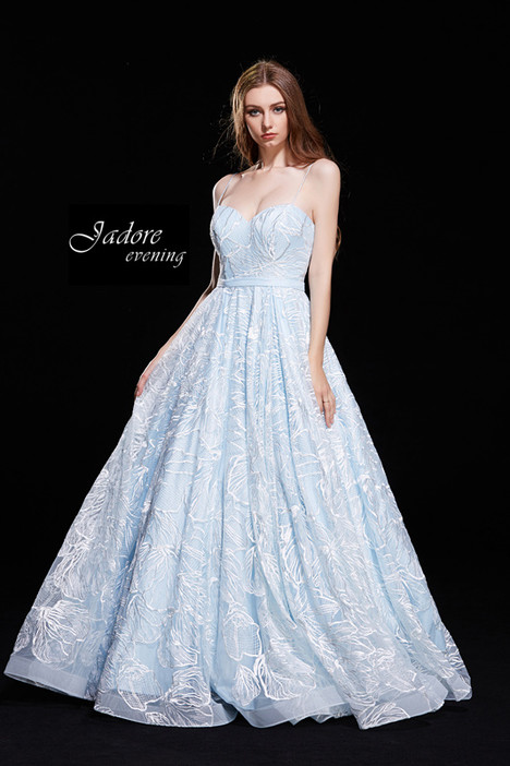 J12015 (Dove) Prom dress by Jadore Evening