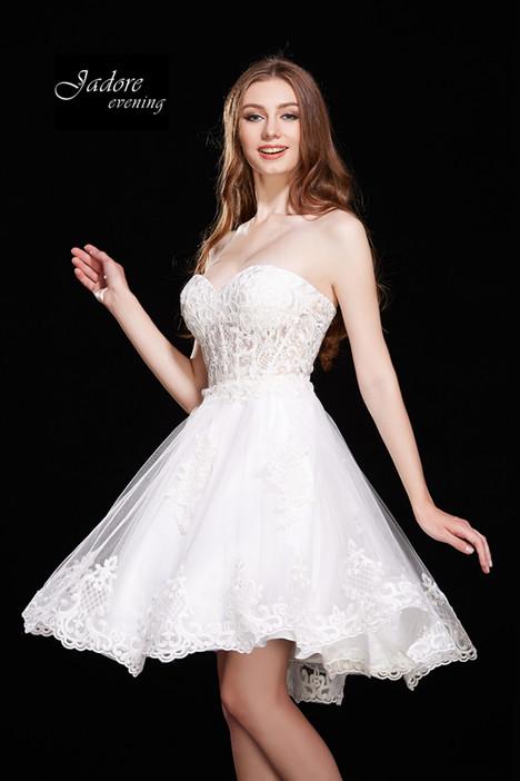J12018 (Ivory) Prom                                             dress by Jadore Evening