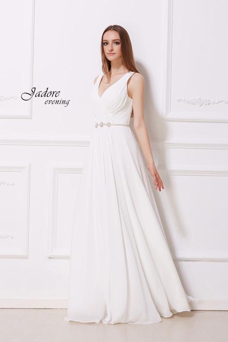 J12027 (Ivory) Prom                                             dress by Jadore Evening