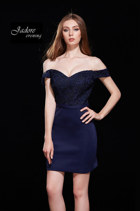J12032 (Navy) gown from the 2018 Jadore Evening collection, as seen on dressfinder.ca