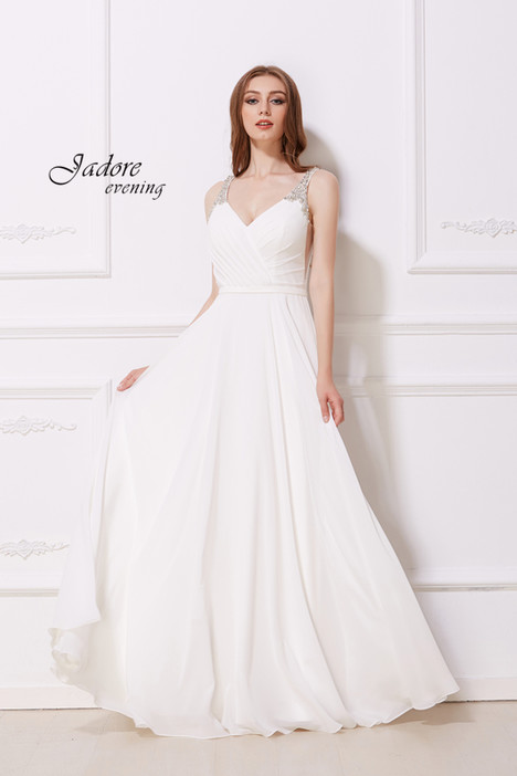 J12033 (Ivory) gown from the 2018 Jadore Evening collection, as seen on dressfinder.ca