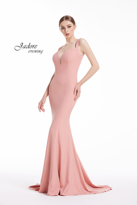 J12034 (Salmon) gown from the 2018 Jadore Evening collection, as seen on dressfinder.ca
