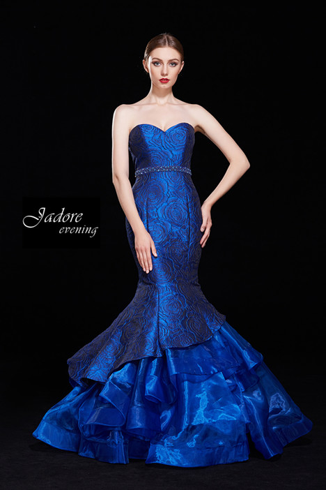 J12035 (Royal) Prom                                             dress by Jadore Evening