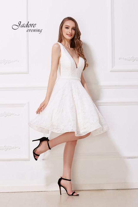 J12053 (Ivory) Prom                                             dress by Jadore Evening