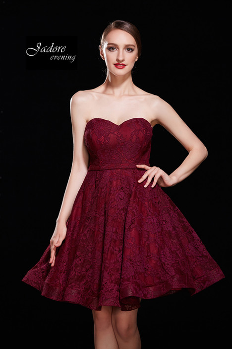 J12054 (Wine) gown from the 2018 Jadore Evening collection, as seen on dressfinder.ca