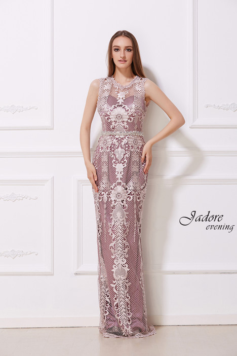 J12058 (Tea Rose) Prom                                             dress by Jadore Evening