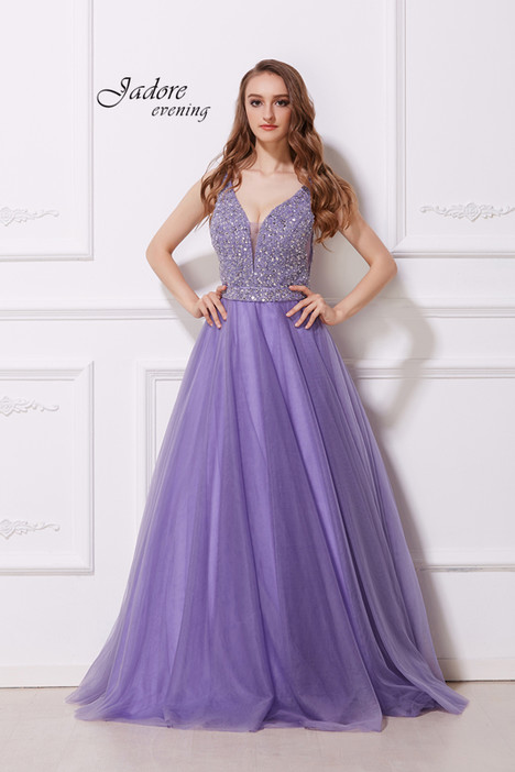 J12066 (Violet) Prom                                             dress by Jadore Evening