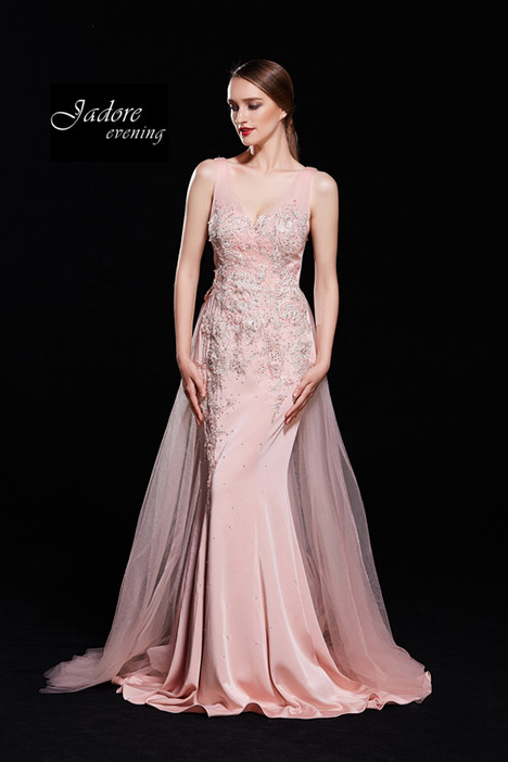 J12079 (Dusty Pink) gown from the 2018 Jadore Evening collection, as seen on dressfinder.ca
