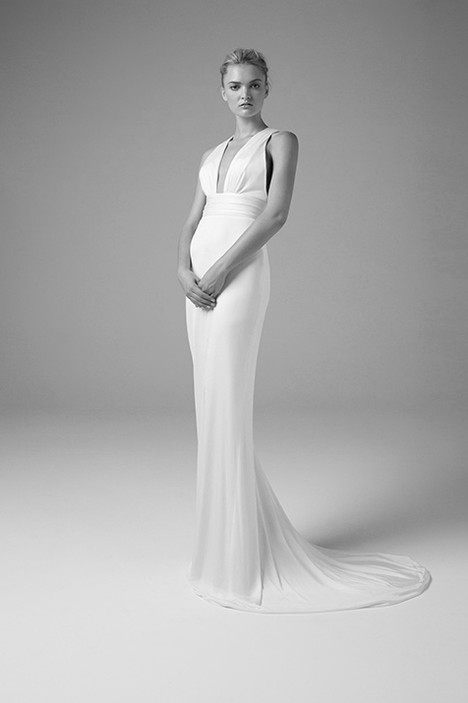 Diane Wedding                                          dress by Unbridaled by Dan Jones