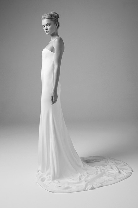 Farrah Wedding                                          dress by Unbridaled by Dan Jones