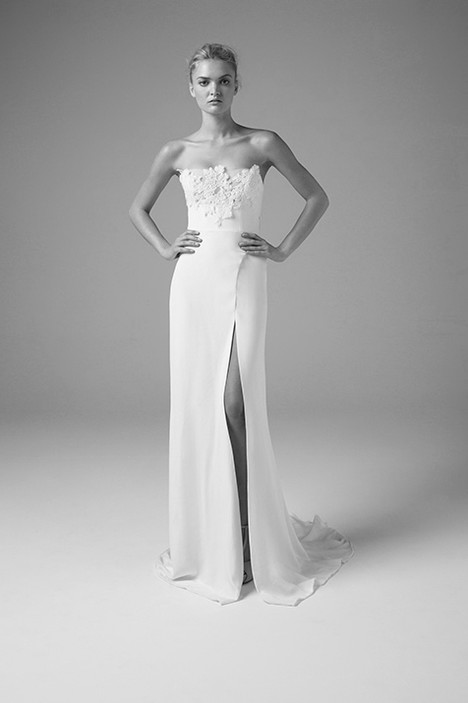 Hansen Wedding                                          dress by Unbridaled by Dan Jones