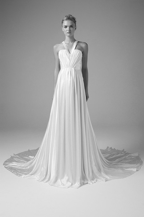 Hutton Wedding                                          dress by Unbridaled by Dan Jones