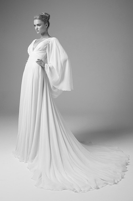 Stevie Wedding                                          dress by Unbridaled by Dan Jones