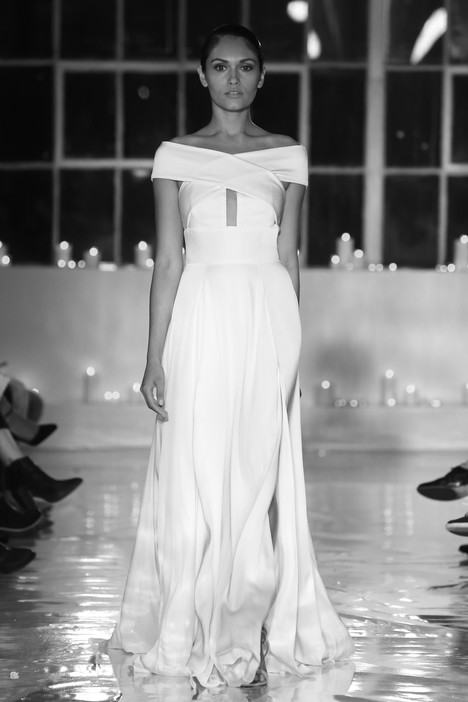 Franklin gown from the 2018 Unbridaled by Dan Jones collection, as seen on dressfinder.ca