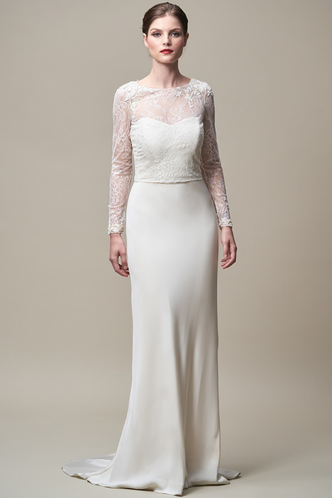 Estelle Wedding                                          dress by Jenny Yoo Collection