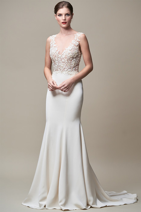 Keaton Wedding                                          dress by Jenny Yoo Collection