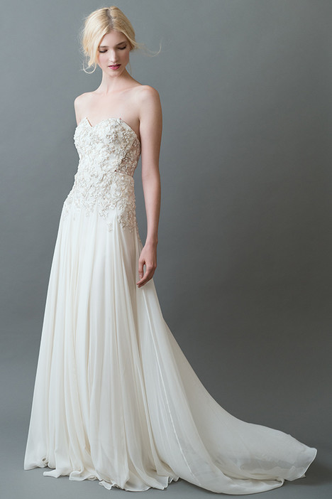 Marabella Wedding                                          dress by Jenny Yoo Collection