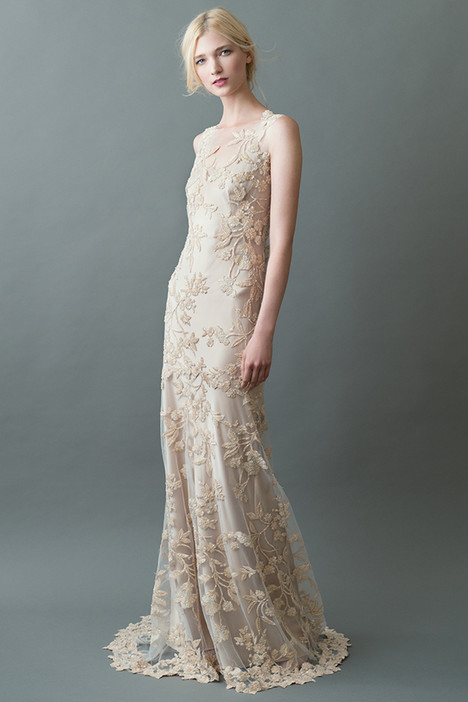 Sakura (Champagne) Wedding                                          dress by Jenny Yoo Collection