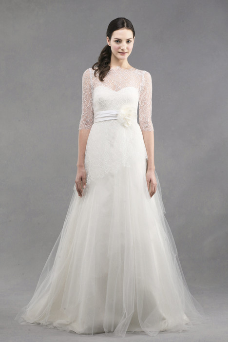Addison (top) Wedding                                          dress by Jenny by Jenny Yoo