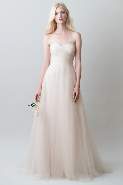 Emma (Champagne) Wedding                                          dress by Jenny by Jenny Yoo