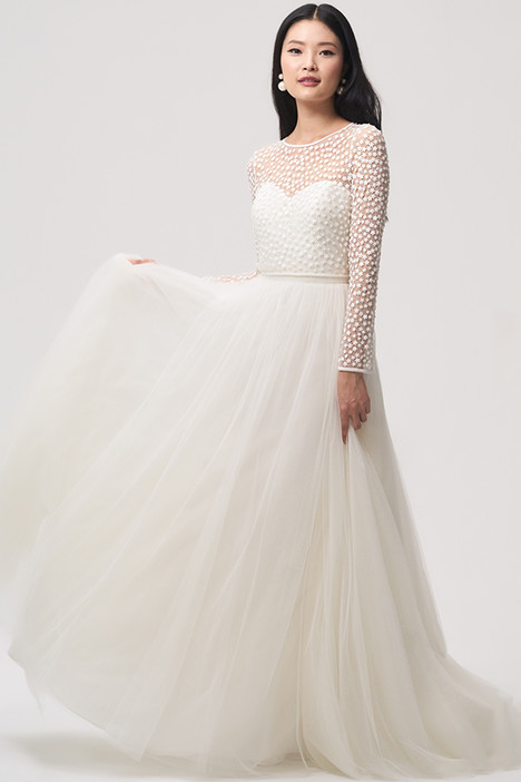 Gigi (top) Wedding dress by Jenny by Jenny Yoo