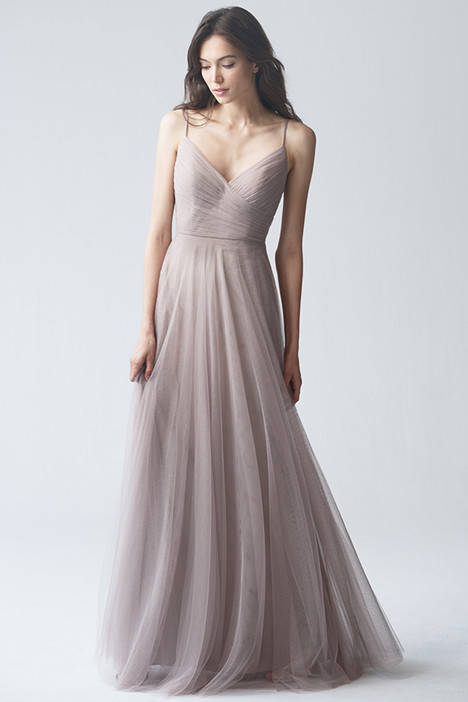 Brielle (Mink Grey) Bridesmaids dress by Jenny Yoo Bridesmaids