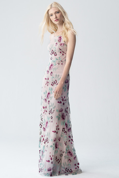 Claire (Berry Vintage Iris) Bridesmaids                                      dress by Jenny Yoo Bridesmaids