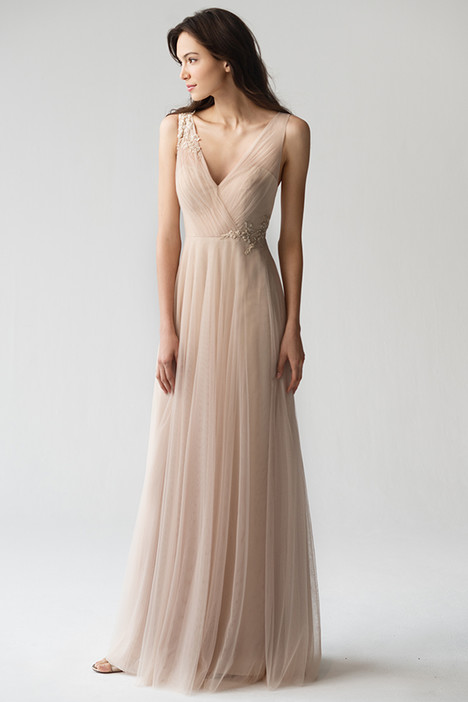 Emelie (Cashmere) Bridesmaids                                      dress by Jenny Yoo Bridesmaids
