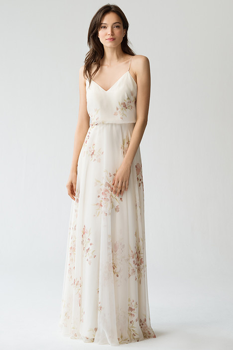 Inesse (Ivory & Soft Rose) Bridesmaids dress by Jenny Yoo Bridesmaids