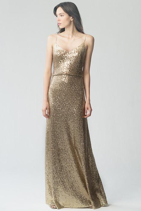 Jules (Glam Gold) Bridesmaids                                      dress by Jenny Yoo Bridesmaids