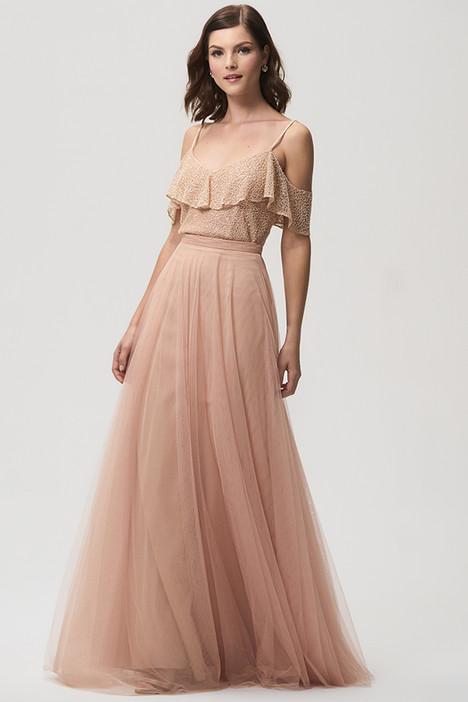 Kate (top) + Winslow (skirt) Bridesmaids                                      dress by Jenny Yoo Bridesmaids