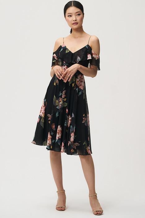 Kelli (Black Cinnamon Rose) Bridesmaids                                      dress by Jenny Yoo Bridesmaids