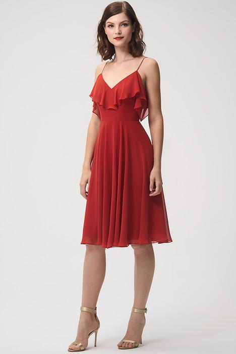 Kelli (Lipstick) Bridesmaids                                      dress by Jenny Yoo Bridesmaids