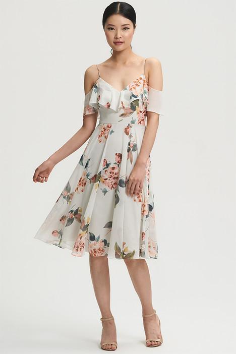Kelli (Pale Sage) Bridesmaids                                      dress by Jenny Yoo Bridesmaids