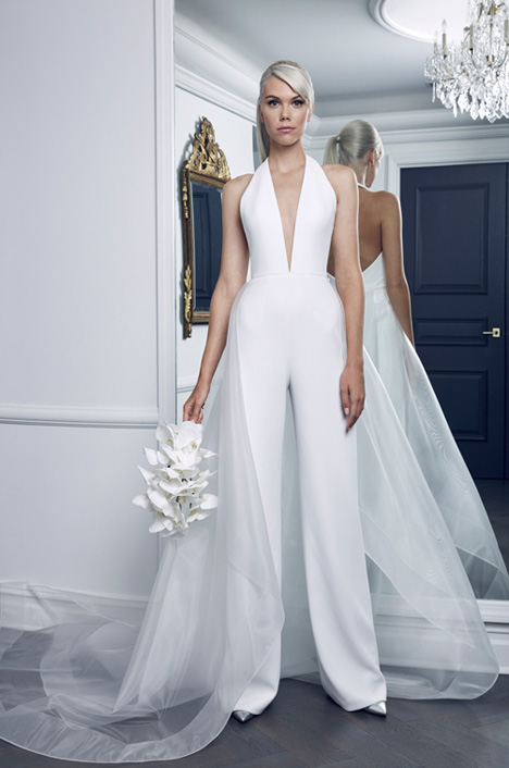RK8481 Wedding                                          dress by Romona Keveza Collection