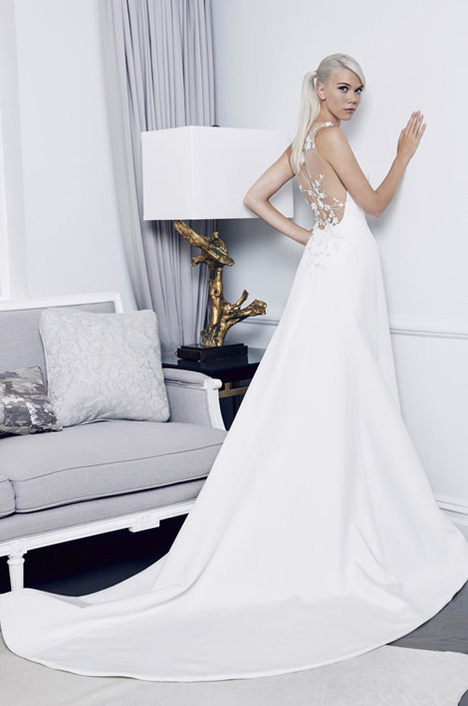 RK8482 Wedding                                          dress by Romona Keveza Collection