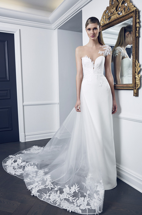RK8483 Wedding                                          dress by Romona Keveza Collection