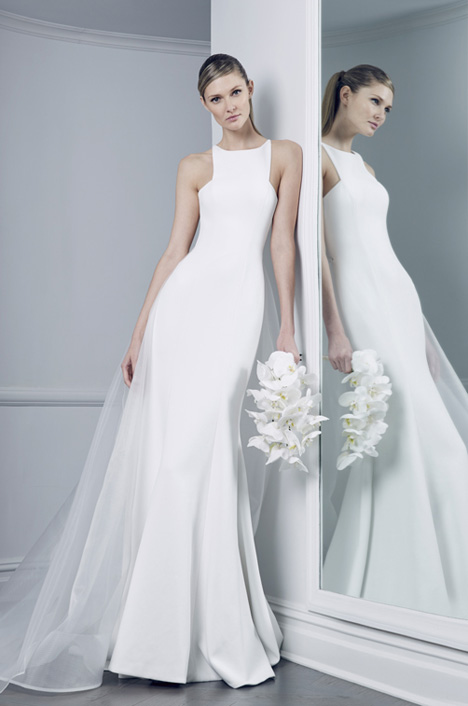 RK8484 Wedding                                          dress by Romona Keveza Collection